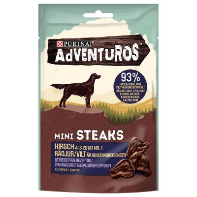 Adventuros Mini Steaks Hert
