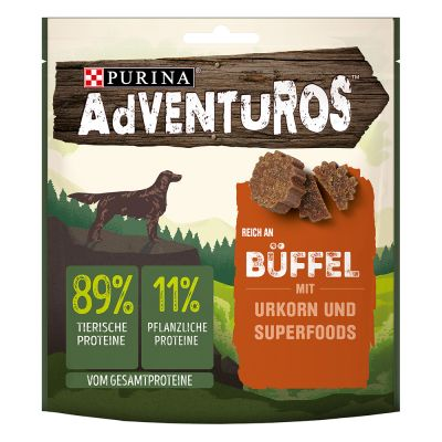 AdVENTuROS ricco in Bufalo con Ancient Grain e Superfood