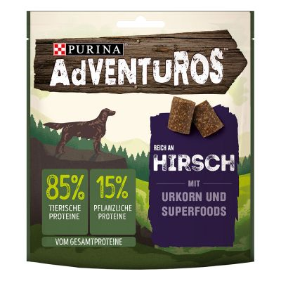 AdVENTuROS ricco in Cervo con Ancient Grain e Superfood