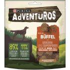AdVENTuROS riche en bison, céréales anciennes pour chien
