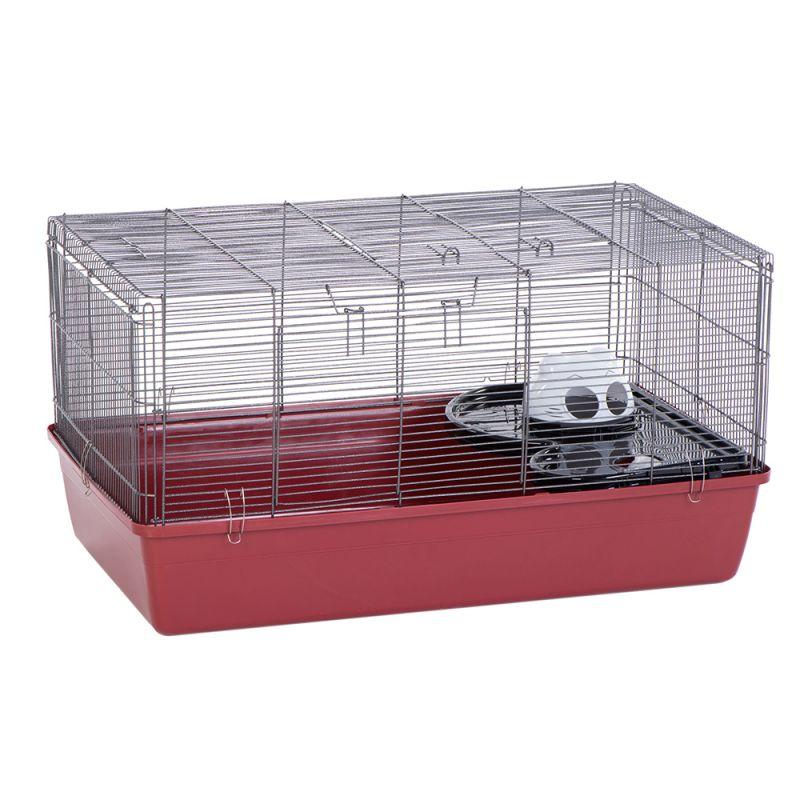 Alaska hamsterbur