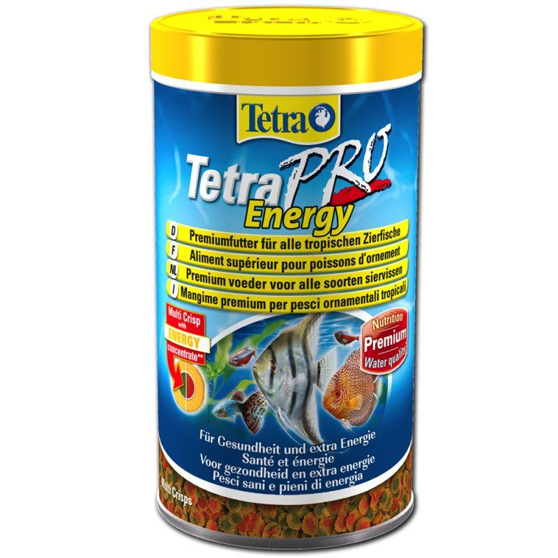 Aliment en flocons TetraPro Energy