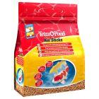 Aliment en sticks pour kois TetraPond Koi Sticks