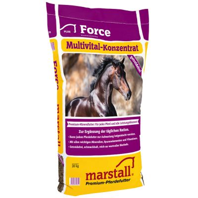 Aliment minéral Marstall Force pour cheval