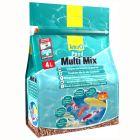 Aliment pour poissons d'étang TetraPond Multi Mix