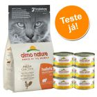 Almo Nature 2 kg + 6 x 70 g/140 g - Pack misto