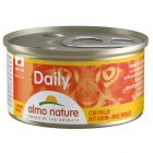 Almo Nature Daily Menu 6 x 85 g pour chat