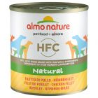 Almo Nature HFC, 6 x 280 g / 290 g