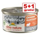 Almo Nature Holistic Maintenance 6 x 85 g en oferta: 5 + 1 ¡gratis!