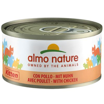 Almo Nature Kitten con Pollo