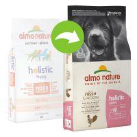Almo Holistic Medium Puppy Huhn & Reis