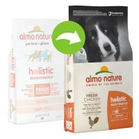 Almo Nature Adult Kip & Rijst Medium Hondenvoer