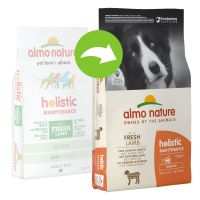 Almo Nature Adult Lam & Rijst Medium Hondenvoer