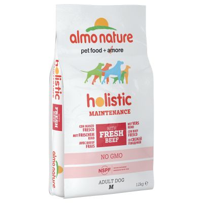 Almo Nature Adult Rund & Rijst Medium Hondenvoer