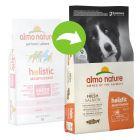 Almo Nature Adult Zalm & Rijst Medium Hondenvoer