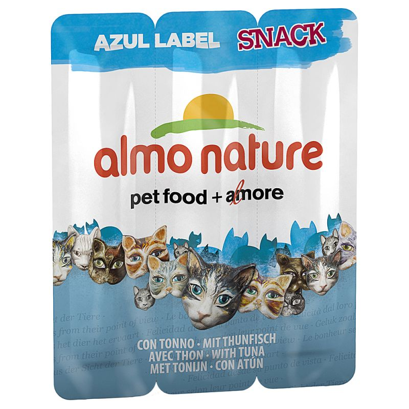 Almo Nature Azul Label Sticks - 15g
