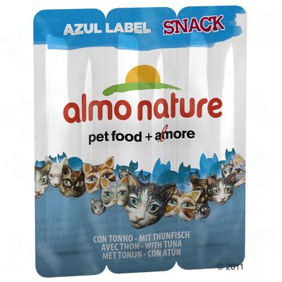 Almo Nature Azul Label Sticks - 15g
