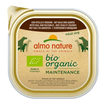 Almo Nature BioOrganic Maintenance 18 x 300 g