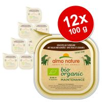 Almo Nature BioOrganic Maintenance 12 x 100 g