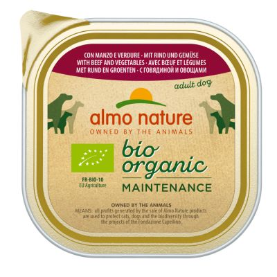 Almo Nature BioOrganic Maintenance 27 x 300 g