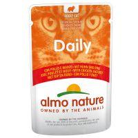 Almo Nature Cat Daily Menu kapsička 6 x 70 g