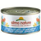 Almo Nature con pescado 6 x 70 g