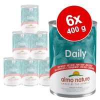 Almo Nature Daily Dog 6 x 400 g