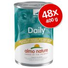 Almo Nature Daily Dog 48 x 400 g
