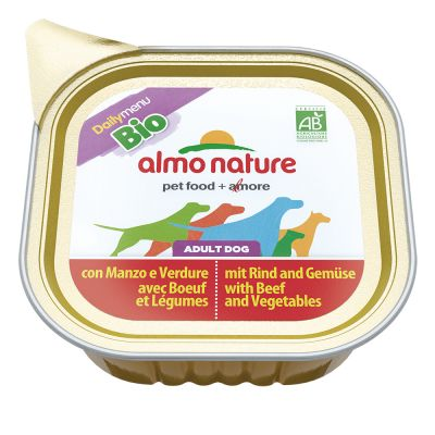 Almo Nature Daily Menu Bio 24 x 100 g