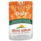 Almo Nature Daily Menu Maaltijdzakjes Kattenvoer 6 x 70 g