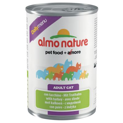 Almo Nature Daily Menu Saver Pack 12 x 400g