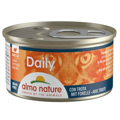 Almo Nature Daily Menu Saver Pack 12 x 85g