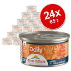 Икономична опаковка Almo Nature Daily Menu 24 x 85 г