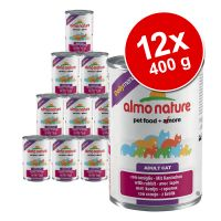 Almo Nature Daily Menu 12 x 400 g