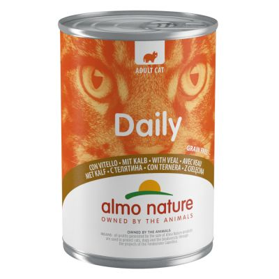 Almo Nature Daily Menu 6 x 400 g pour chat