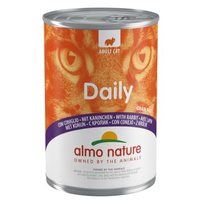 Almo Nature Daily 6 x 400 g