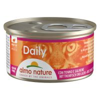 Almo Nature Daily 6 x 85 g pour chat