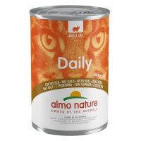 Almo Nature Daily 6 x 400 g pour chat