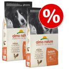 Almo Nature gazdaságos csomag 2 x 12 kg
