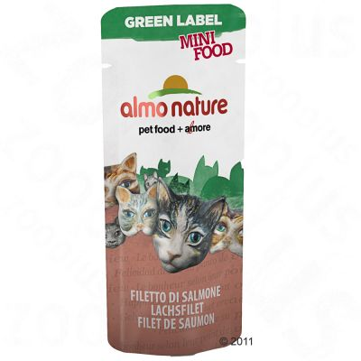Almo Nature Green Label Mini Food - 5 x 3g