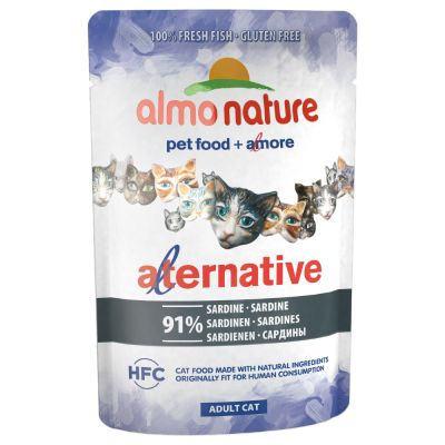 Almo Nature HFC Alternative - Buste 24 x 55 g