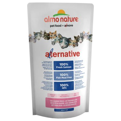 Almo Nature HFC Alternative Cat - with Fresh Salmon