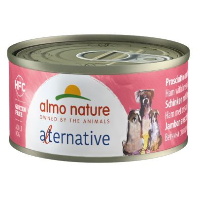 Almo Nature HFC Alternative Dog Schinken mit Bresaola
