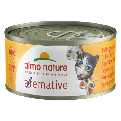 Almo Nature HFC Alternative en latas para gatos