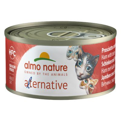 Almo Nature HFC Alternative - Lattine 6 x 70 g