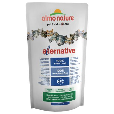 Almo Nature HFC Alternative - mit frischer Wachtel