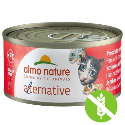 Almo Nature HFC Alternative 6 x 70 g pour chat
