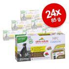 Almo Nature HFC Complete Pacco misto 24 x 85 g Alimento umido per cani