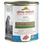 Almo Nature HFC Natural Alimento umido per gatti 6 x 280 g