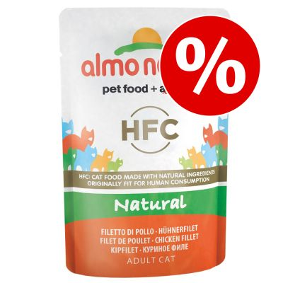 Almo Nature HFC Natural Buste 24 x 55 g